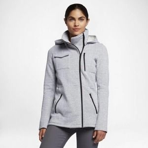 Hurley Winchester Jacket Light Grey Size XS